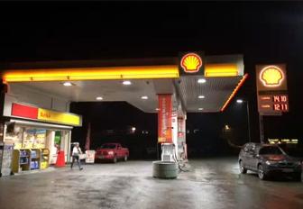 德国LED加油站灯