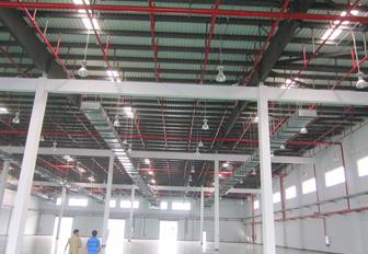 重庆市保税港区大型仓库