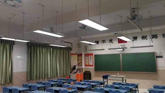 深圳市光明二中案例