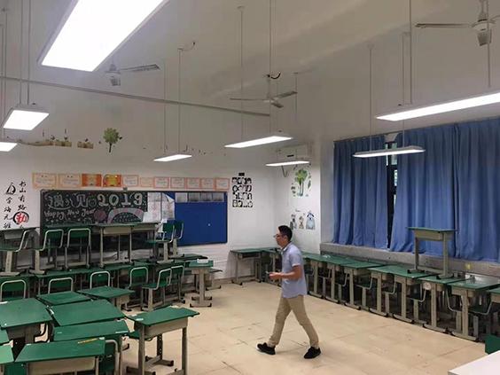 深圳市布吉中学案例
