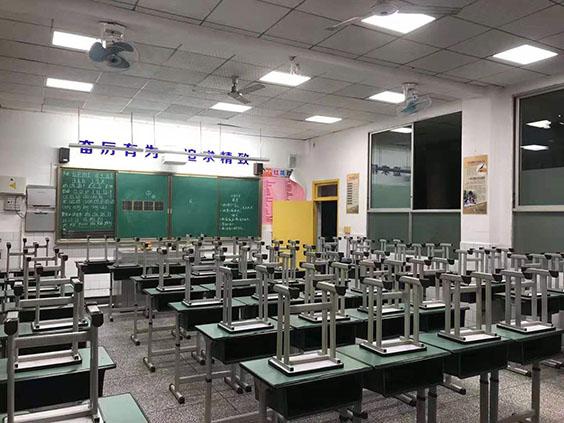 合肥市LED教室灯案例