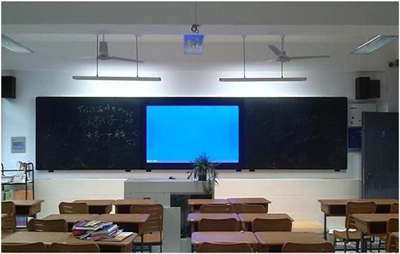 南京第一中学智慧黑板案例