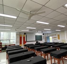 福洲市LED教室灯案例
