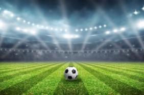 足球场灯方案