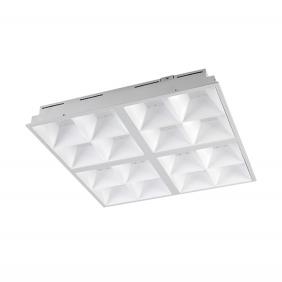 LED格栅灯获得中国外观专利