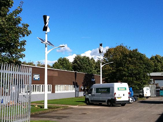 太阳能风能互补系统