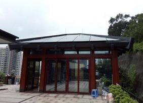 太阳能发电站