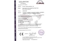 LED工矿灯CE证书